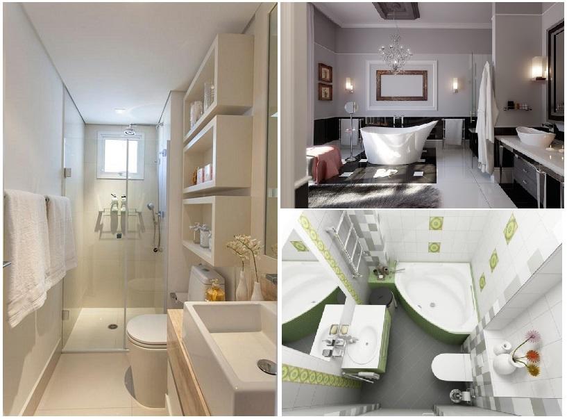 Các mẫu nội thất phòng tắm